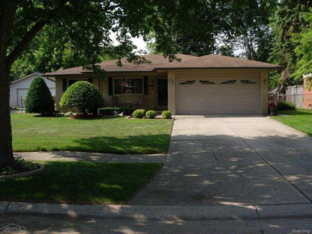 4984 Sanford, Sterling Heights, MI 48310 (#58031353295) :: Duneske Real Estate Advisors