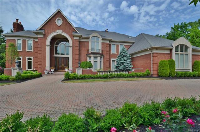 2368 Heronwood Drive, Bloomfield Twp, MI 48302 (#218064023) :: Duneske Real Estate Advisors