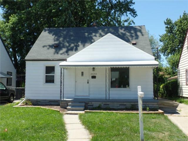 26265 Pattow Street, Roseville, MI 48066 (#218064025) :: RE/MAX Classic