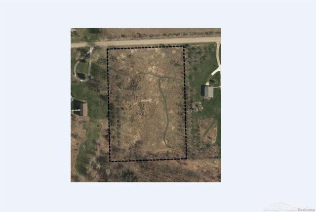 0 37 MILE, Romeo Vlg, MI 48065 (#58031353365) :: Duneske Real Estate Advisors