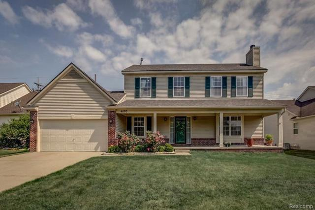 4693 Hickory Pointe Boulevard, Pittsfield, MI 48197 (#543258393) :: The Mulvihill Group