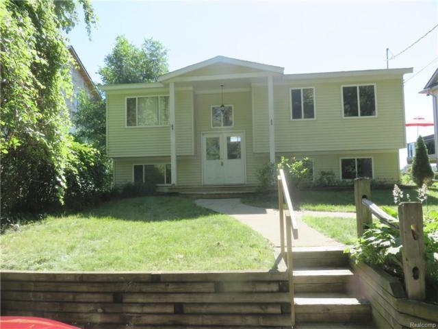 525 Maloney Avenue, Oxford Twp, MI 48371 (#218064183) :: RE/MAX Vision