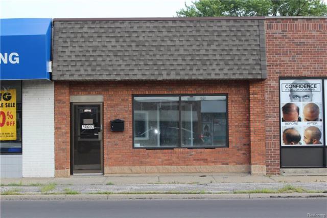24607 Ford Road, Dearborn, MI 48128 (MLS #218064225) :: The Toth Team