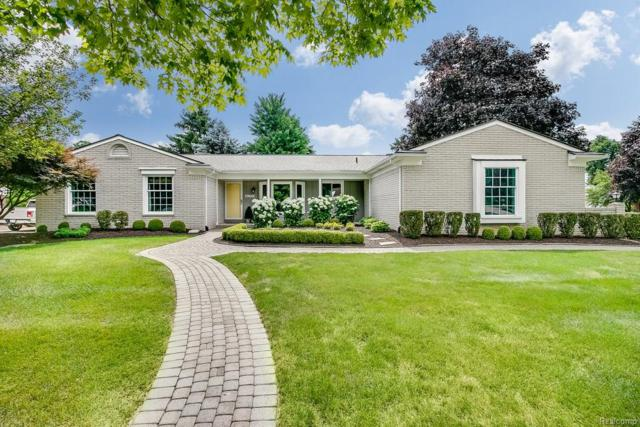 46355 Green Valley Road, Plymouth Twp, MI 48170 (#218064259) :: Duneske Real Estate Advisors