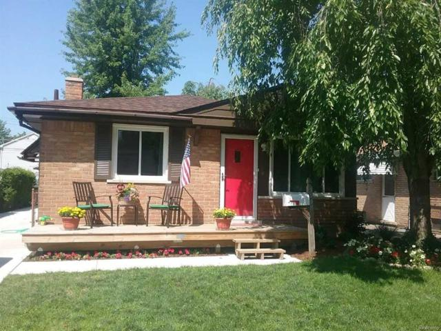 3998 Mayfair Street, Dearborn Heights, MI 48125 (#543258537) :: The Buckley Jolley Real Estate Team