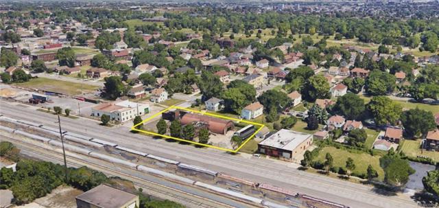 1580 Industrial Street, Dearborn, MI 48120 (#218064268) :: RE/MAX Classic