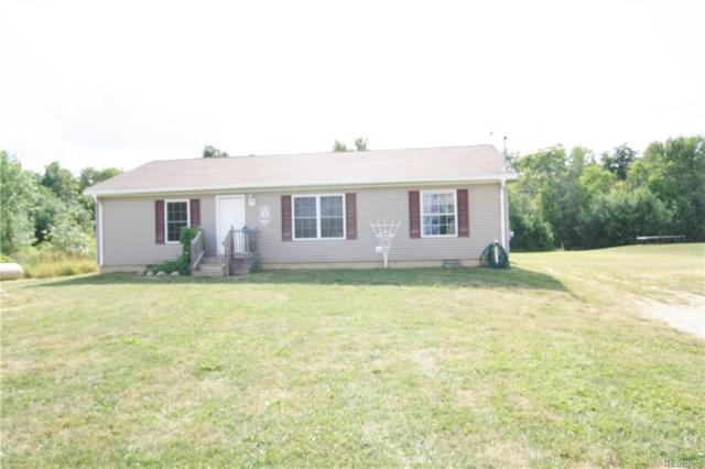 8330 Beers Road, Gaines Twp, MI 48473 (#218064351) :: The Mulvihill Group