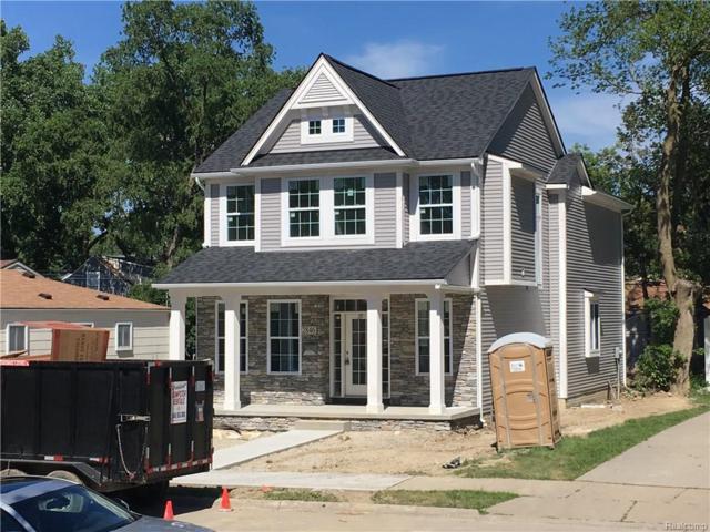 2846 Robina Avenue, Berkley, MI 48072 (#218064377) :: RE/MAX Vision