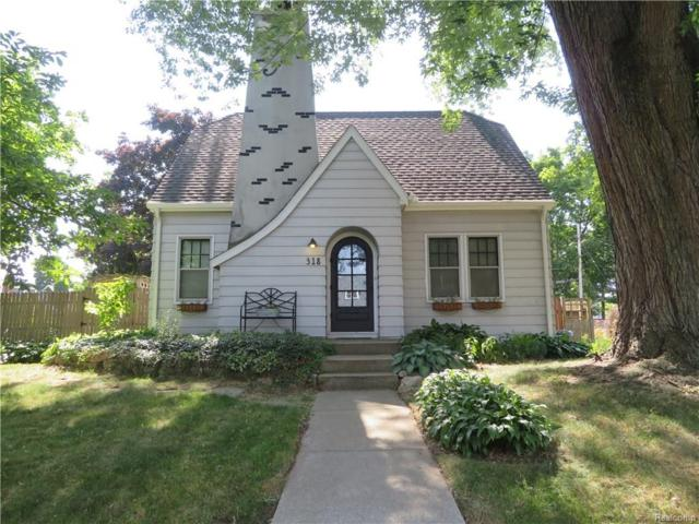 318 Marquette Street, Flint, MI 48504 (#218064417) :: Duneske Real Estate Advisors