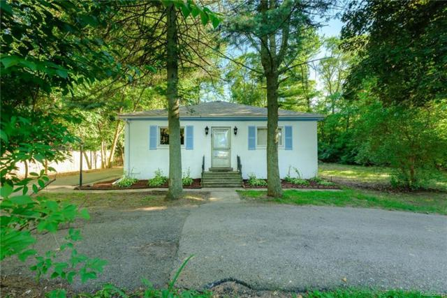 50935 W Huron River Drive, Van Buren Twp, MI 48111 (#218064471) :: Duneske Real Estate Advisors