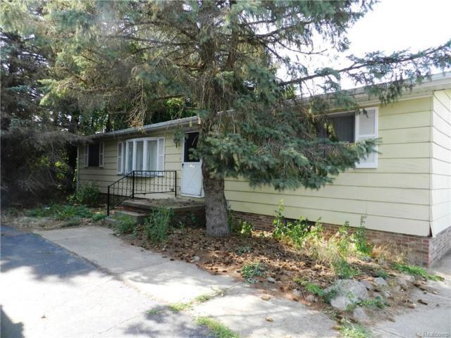 45390 Tyler Road, Van Buren Twp, MI 48111 (#218064482) :: Duneske Real Estate Advisors