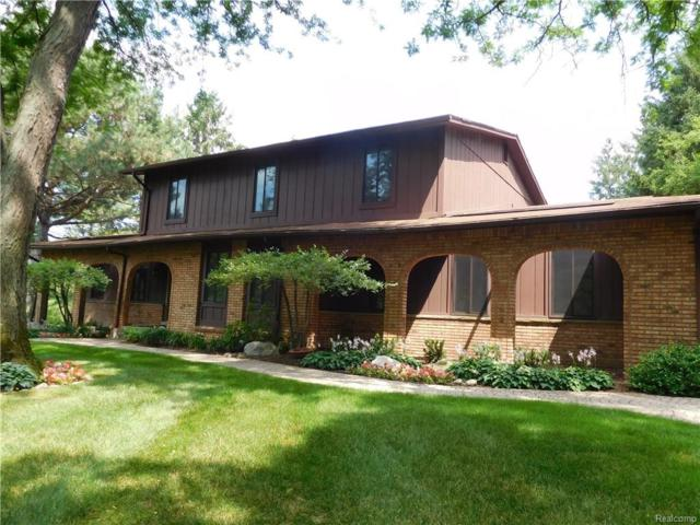1802 Lone Pine Road, Bloomfield Twp, MI 48302 (#218064497) :: RE/MAX Nexus