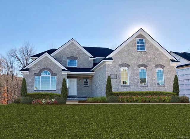 51755 S Enclave Drive, Lyon Twp, MI 48178 (#218064559) :: The Buckley Jolley Real Estate Team