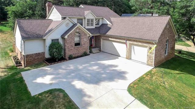 6388 Brandeis Circle, Independence Twp, MI 48346 (#218064562) :: RE/MAX Classic