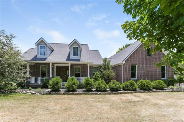 125 Keddle Road, Marion Twp, MI 48843 (#218064579) :: The Mulvihill Group