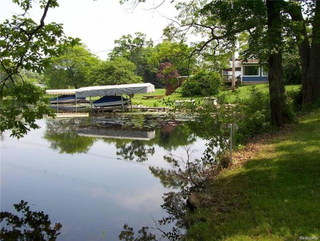 0 Indianview, Waterford Twp, MI 48329 (#218064625) :: BestMichiganHouses.com