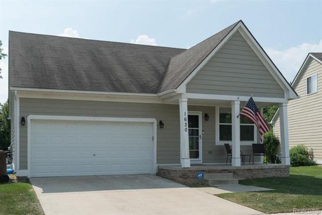 1630 Weeping Willow Court, Superior Twp, MI 48198 (#543258529) :: The Mulvihill Group