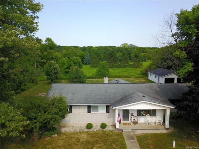 71220 Fisher Road, Bruce Twp, MI 48065 (#218064673) :: The Mulvihill Group