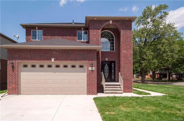 23400 Carlysle, Dearborn, MI 48124 (#218064736) :: Duneske Real Estate Advisors