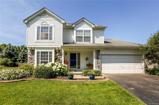 461 Pine Valley Court, Oxford Twp, MI 48371 (#218064776) :: RE/MAX Classic