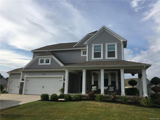 323 Shinnecock Drive, Brighton Twp, MI 48114 (#218064820) :: The Buckley Jolley Real Estate Team