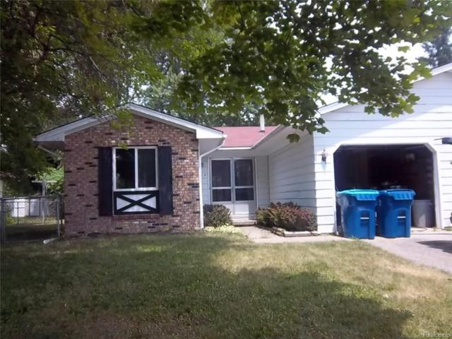 219 Murphy Street, Linden, MI 48451 (#218064821) :: The Buckley Jolley Real Estate Team