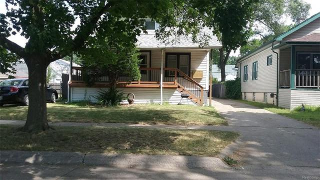 1125 E Muir Avenue, Hazel Park, MI 48030 (#218064859) :: RE/MAX Nexus