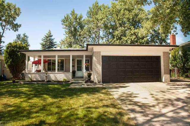 1841 Oakland, Madison Heights, MI 48071 (#58031353609) :: RE/MAX Vision