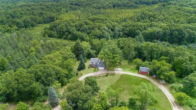 395 Beaumont Road, Highland Twp, MI 48356 (#218064923) :: The Mulvihill Group