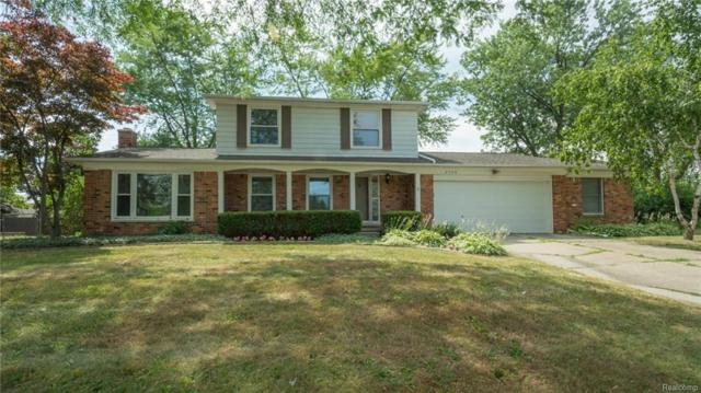 6760 Leslee Crest Drive, West Bloomfield Twp, MI 48322 (#218064954) :: RE/MAX Classic