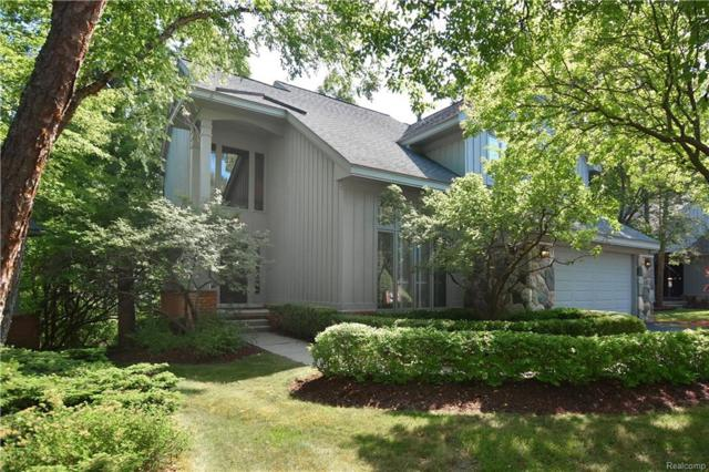 4937 Fairway Ridge Circle #9, West Bloomfield Twp, MI 48323 (#218064975) :: RE/MAX Classic