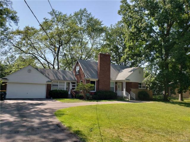 28475 Shadylane Drive, Farmington Hills, MI 48336 (#218065053) :: RE/MAX Nexus