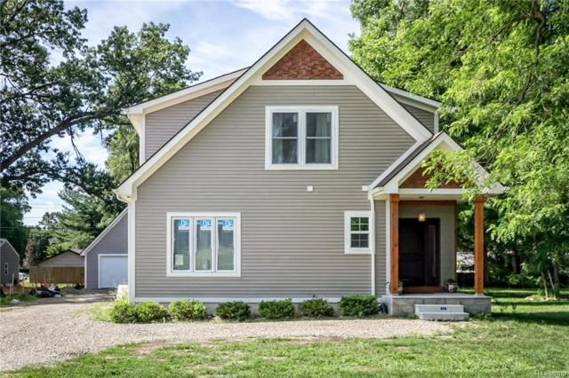 7403 Cooley Lake, West Bloomfield Twp, MI 48324 (#218065119) :: RE/MAX Classic