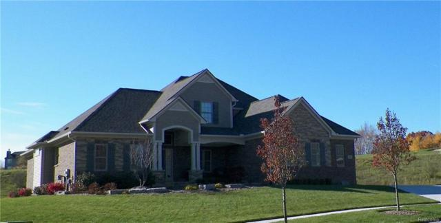 1430 Glass Lake Circle, Oxford Twp, MI 48371 (#218065128) :: RE/MAX Classic