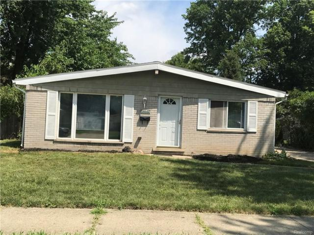 1635 Middlesex Avenue, Madison Heights, MI 48071 (#218065145) :: RE/MAX Vision