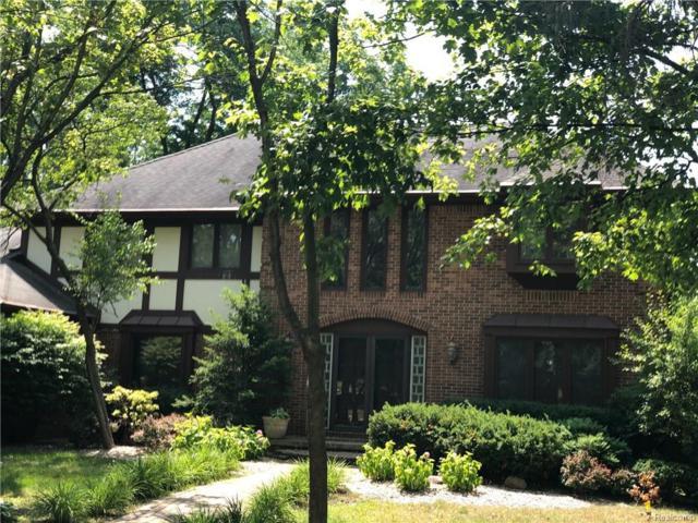 85 W Hickory Grove Road, Bloomfield Hills, MI 48304 (#218065176) :: RE/MAX Classic
