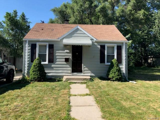 513 E Mahan Avenue, Hazel Park, MI 48030 (#218065187) :: RE/MAX Nexus