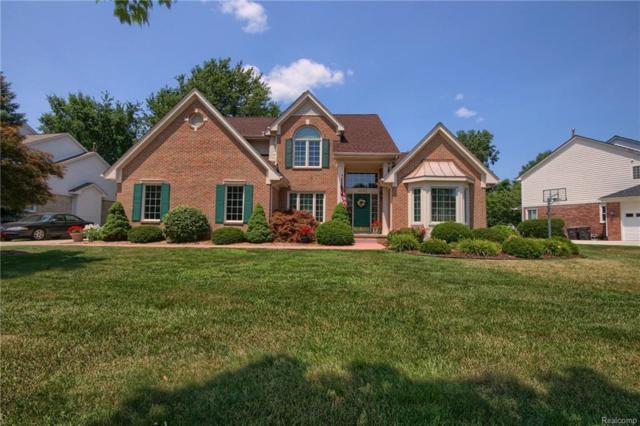 16862 Abby Circle, Northville Twp, MI 48168 (#218065191) :: RE/MAX Classic