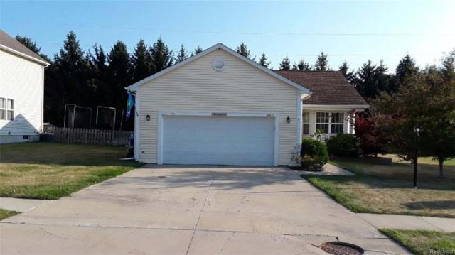 390 Andrea Avenue, Linden, MI 48451 (#218065217) :: The Buckley Jolley Real Estate Team