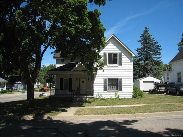 546 N Washington Street, Lapeer, MI 48446 (#218065253) :: RE/MAX Classic