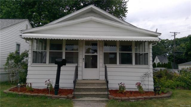 23465 Battelle Avenue, Hazel Park, MI 48030 (#218065301) :: RE/MAX Nexus
