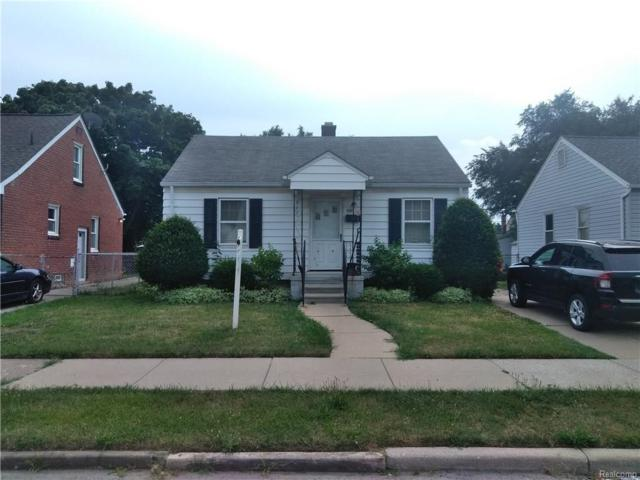 1061 Mill Street, Lincoln Park, MI 48146 (#218065407) :: RE/MAX Classic