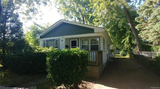 200 Voorheis Street, Pontiac, MI 48341 (#218065409) :: Duneske Real Estate Advisors