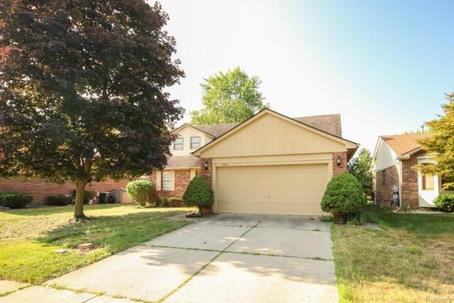 1485 Fairfax Drive, Canton Twp, MI 48188 (MLS #218065444) :: The Toth Team