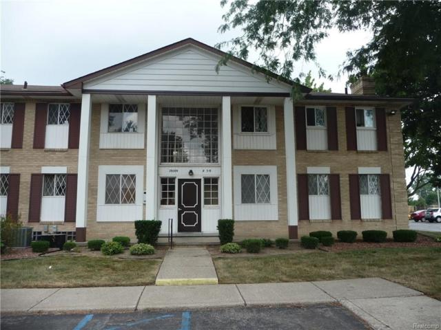 29209 Hayes Road #8, Warren, MI 48088 (#218065450) :: RE/MAX Classic