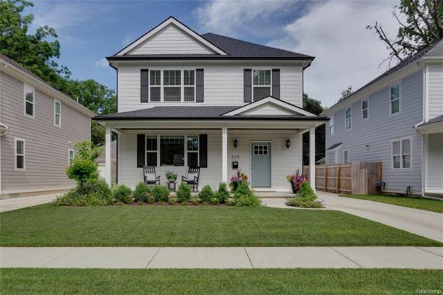 519 S Minerva Avenue, Royal Oak, MI 48067 (#218065475) :: RE/MAX Vision
