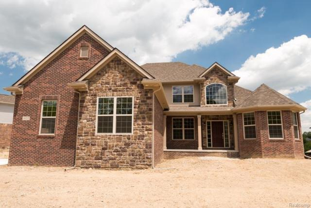 418 Golfside Drive, Oxford Twp, MI 48116 (#218065481) :: The Buckley Jolley Real Estate Team