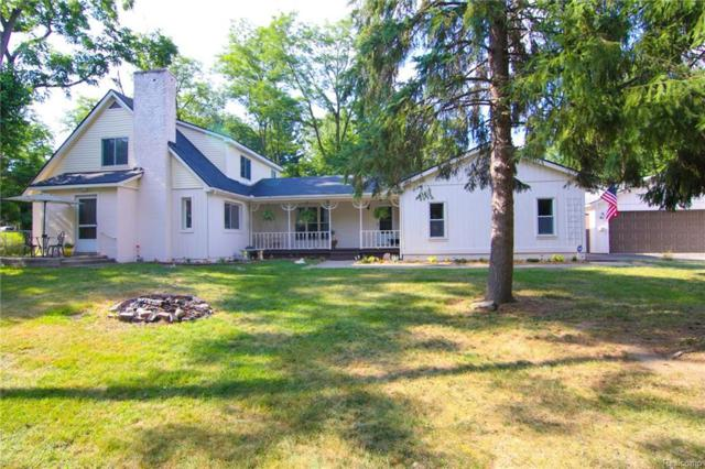 2192 Fairfield Avenue, Wixom, MI 48393 (#218065493) :: RE/MAX Classic