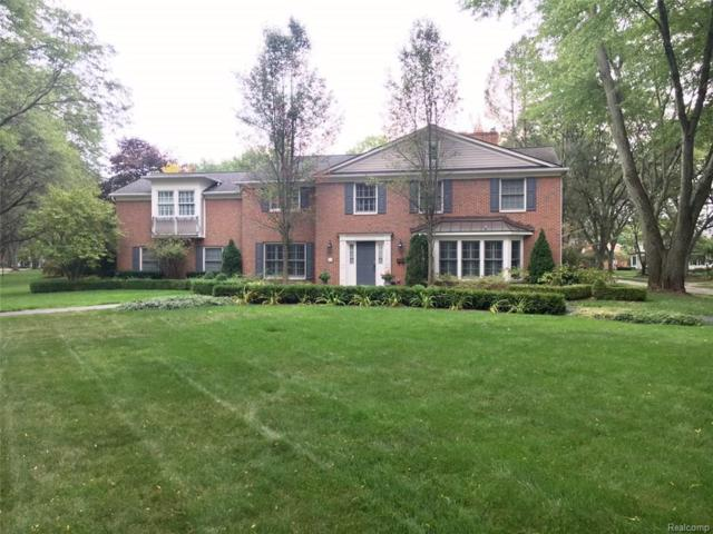 2670 Covington Place, Bloomfield Twp, MI 48301 (#218065542) :: RE/MAX Nexus