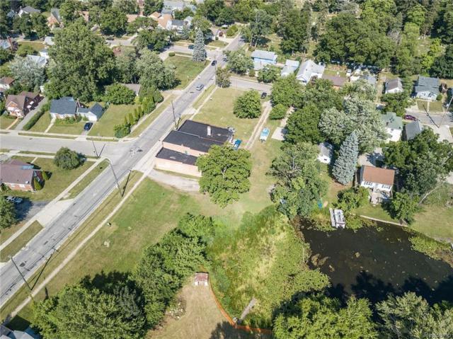 221 Voorheis Street, Pontiac, MI 48341 (#218065559) :: The Buckley Jolley Real Estate Team
